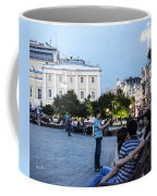 Young Lovers And Other Strangers - Moscow- Russia Coffee Mug