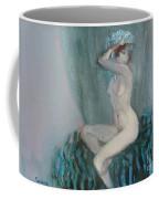 Young Model  Coffee Mug by Grigor Malinov