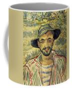 Young Peasant Coffee Mug