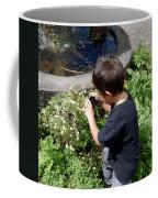 Young Photographer Coffee Mug