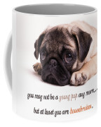 Young Pup Coffee Mug