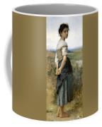 Young Shepherdess Coffee Mug