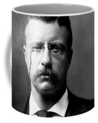Young Theodore Roosevelt Coffee Mug by Bill Cannon
