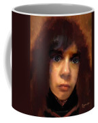 Young Warrior Coffee Mug