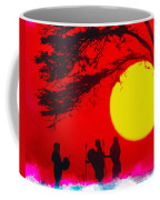 Young Warriors Coffee Mug