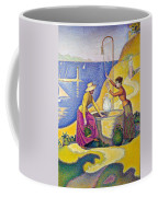 Young Women Of Provence At The Well-1892 Coffee Mug