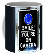 You're On Camera Coffee Mug