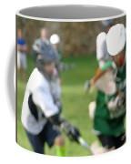 Youth Lacrosse Coffee Mug