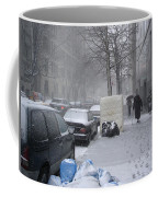 Youth Passing Old Age Coffee Mug