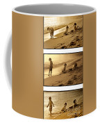 Youth Tryptich Coffee Mug