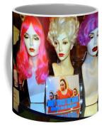 You've Been Warned Coffee Mug