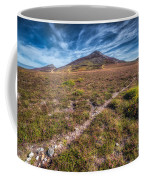 Yr Eifl Trail Coffee Mug by Adrian Evans