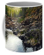 Yuba River Rocks Coffee Mug