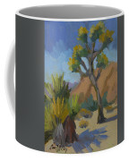 Yucca And Joshua Coffee Mug