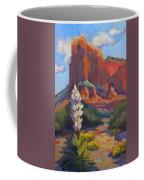 Yucca At Sedona Coffee Mug