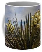 Yucca Blooms Coffee Mug