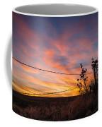 Yucca Sunset Coffee Mug