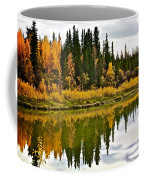 Yukon Autumn Coffee Mug