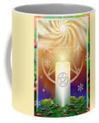 Yule Sun Coffee Mug