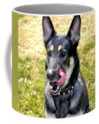 Yum - Luther Fine Art Coffee Mug