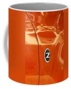 Z Emblem P Coffee Mug