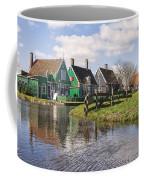 Zaanse Schans Coffee Mug by Joana Kruse