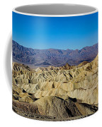 Zabriskie Point Panoramic Coffee Mug