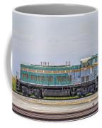 Foster Farms Locomotive Coffee Mug