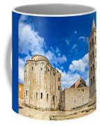 Zadar Cathedral Famous Landmark Of Croatia Coffee Mug