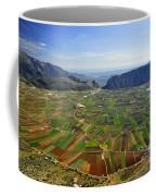 Zafarralla From The Air Coffee Mug