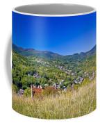 Zagreb Hillside Green Zone Nature Coffee Mug