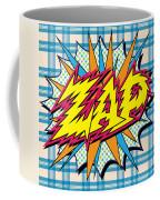 Zap Coffee Mug by Gary Grayson