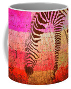 Zebra Art - T1cv2blinb Coffee Mug