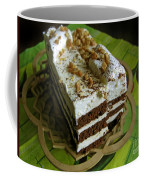 Zebra Cake Coffee Mug