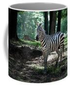 Zebra Forest 2 Coffee Mug
