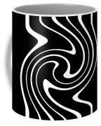 Zebra Pattern Coffee Mug by Lali Kacharava