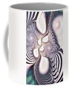 Zebra Phantasm Coffee Mug