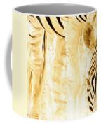 Zebra Up Closer Coffee Mug