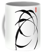 Zen Circles 4 Coffee Mug