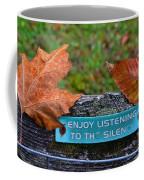 Zen Inner Peace Coffee Mug