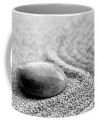 Zen Stone Coffee Mug by Delphimages Photo Creations