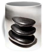 Zen Stones Coffee Mug by Olivier Le Queinec