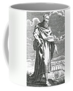 Zeno Of Citium, Ancient Greek Coffee Mug