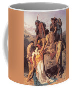 Zenobia Found By Shepherds Coffee Mug