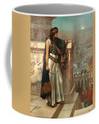 Zenobia's Last Look On Palmyra Coffee Mug
