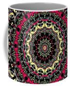 Zentangle No. 7 Kaleidoscope Coffee Mug