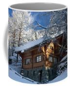 Zermatt Chalet Coffee Mug