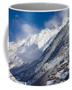 Zermatt Mountains Coffee Mug