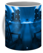 Zero Hour In Blue Coffee Mug