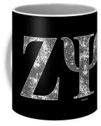 Zeta Psi - Black Coffee Mug